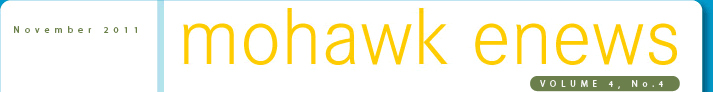 Mohawk eNews - November 2011