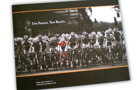 Premier Sports Brochure PaperSpecs – Sports Brochure
