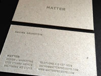 12 Business Cards That Inspire! - PaperSpecs
