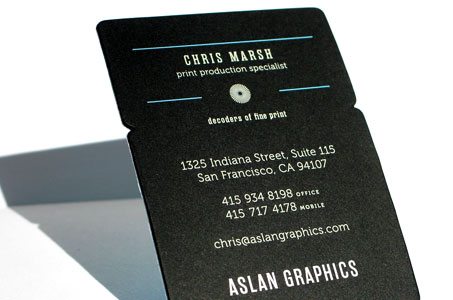 Aslan graphics business cards paperspecs youd expect a print broker to have a great business card and thats exactly what aslan graphics has feast on these designer elements colourmoves