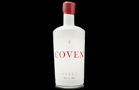 Coven Vodka - PaperSpecs