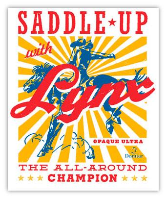Lynx-saddleup