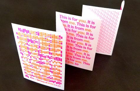 AIGA Gift Wrap Collection