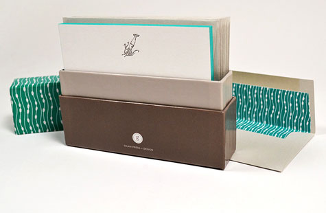 Gilah Press Boxed Notes