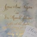 Jessica Simpson Wedding Invitation