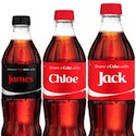 HP Indigo presses helped create Coke bottles featuring more than 250 popular names.
