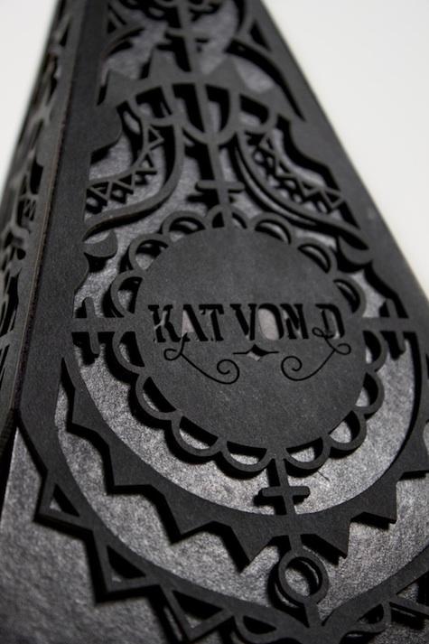 Kat Von D figure packaging