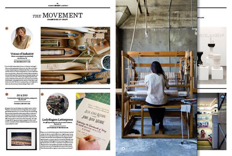 Mohawk Maker Quarterly Issue No. 5