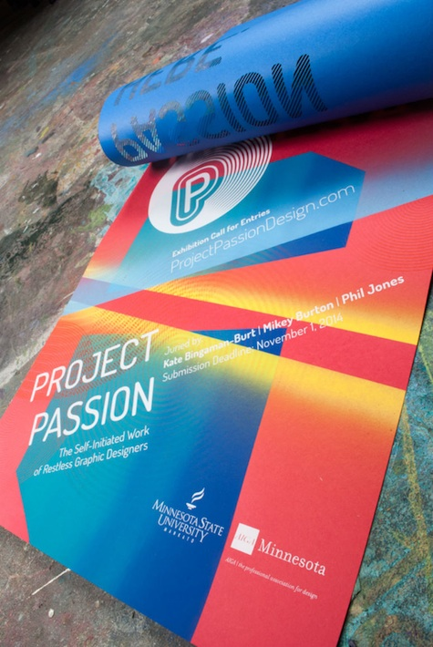 Project Passion poster