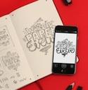 Moleskine Creative Cloud notebook