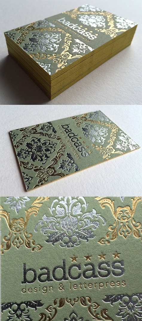 badcass card
