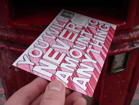 Mr. Bingo's Hate Mail