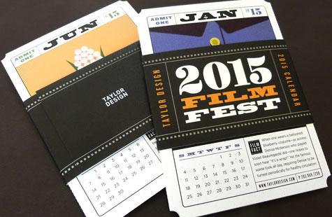 2015 Film Fest Calendar