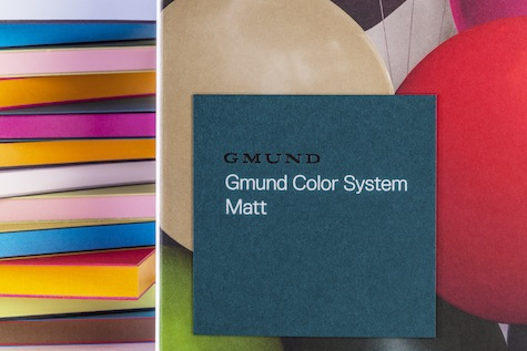 Gmund Color System