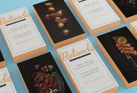 rotonda business card