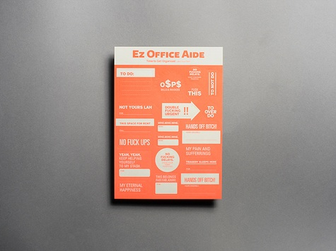 ez office aide self-promotion kit