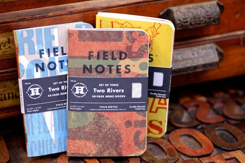 Hamilton Wood Type Museum Field Notes