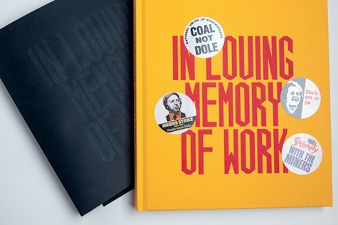 in loving memory of work book