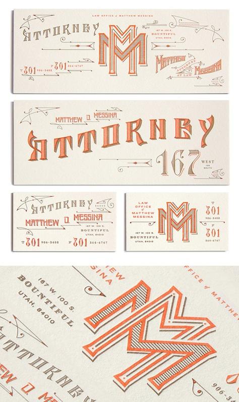 matthew messina business card
