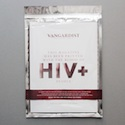 HIV+ blood magazine