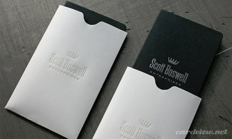 Cool cards of the week paperspecs chefs business card reheart