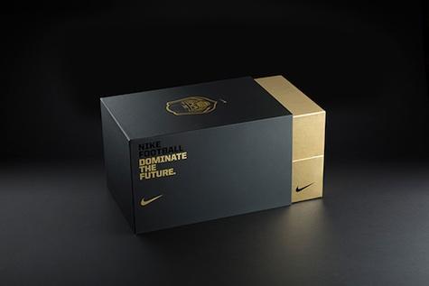 nike opening package design