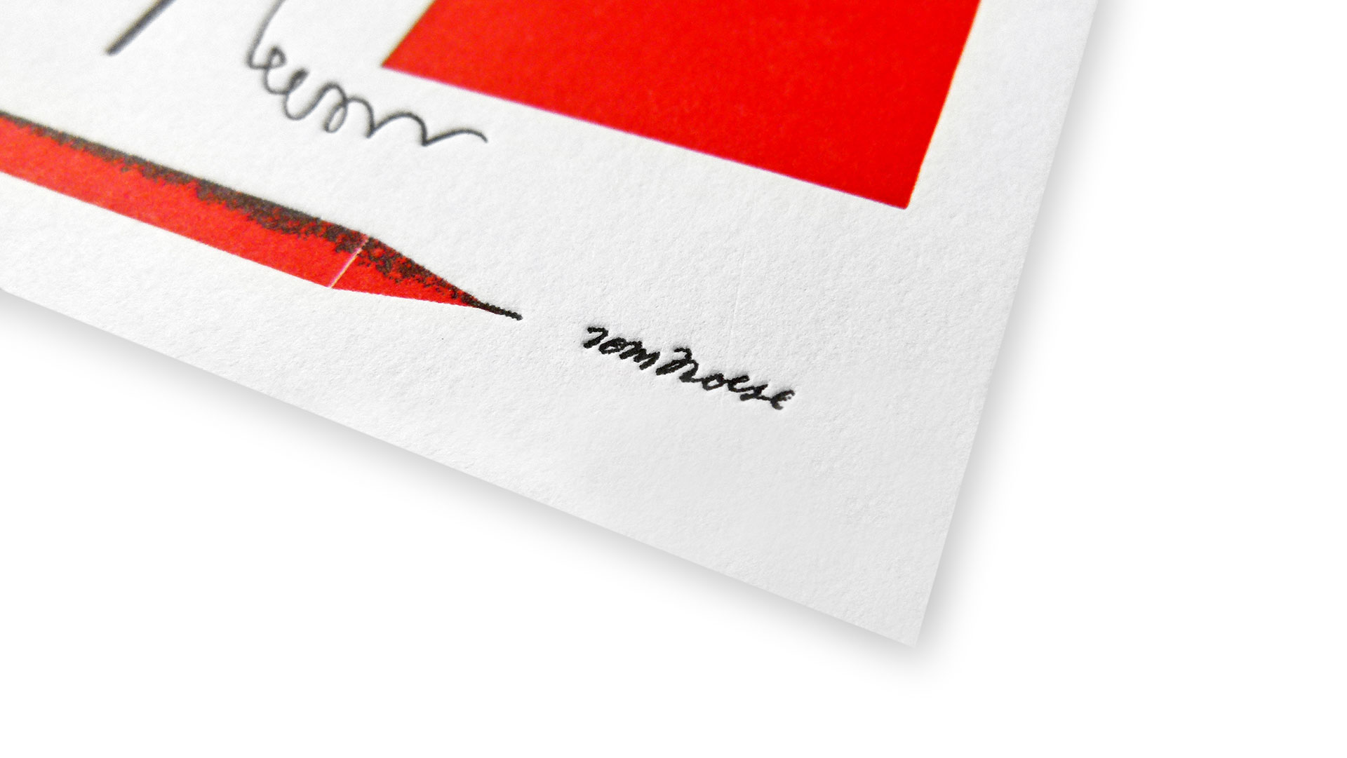 Tom Froese Stationery - PaperSpecs