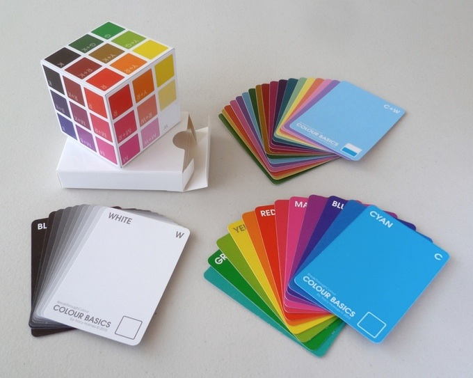 cool book design cards