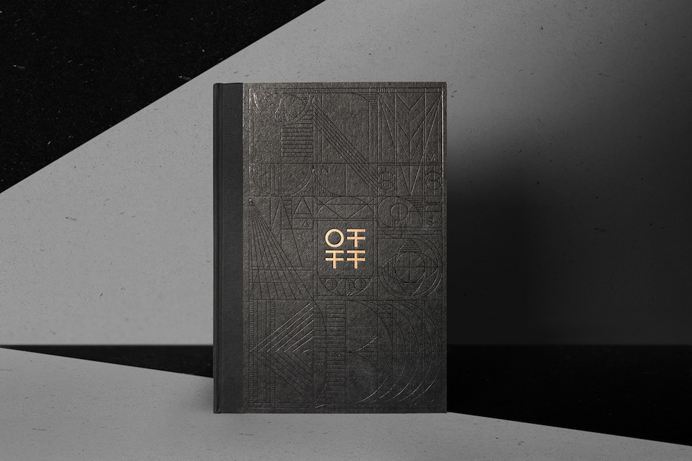 OFFF Cool Book Designs