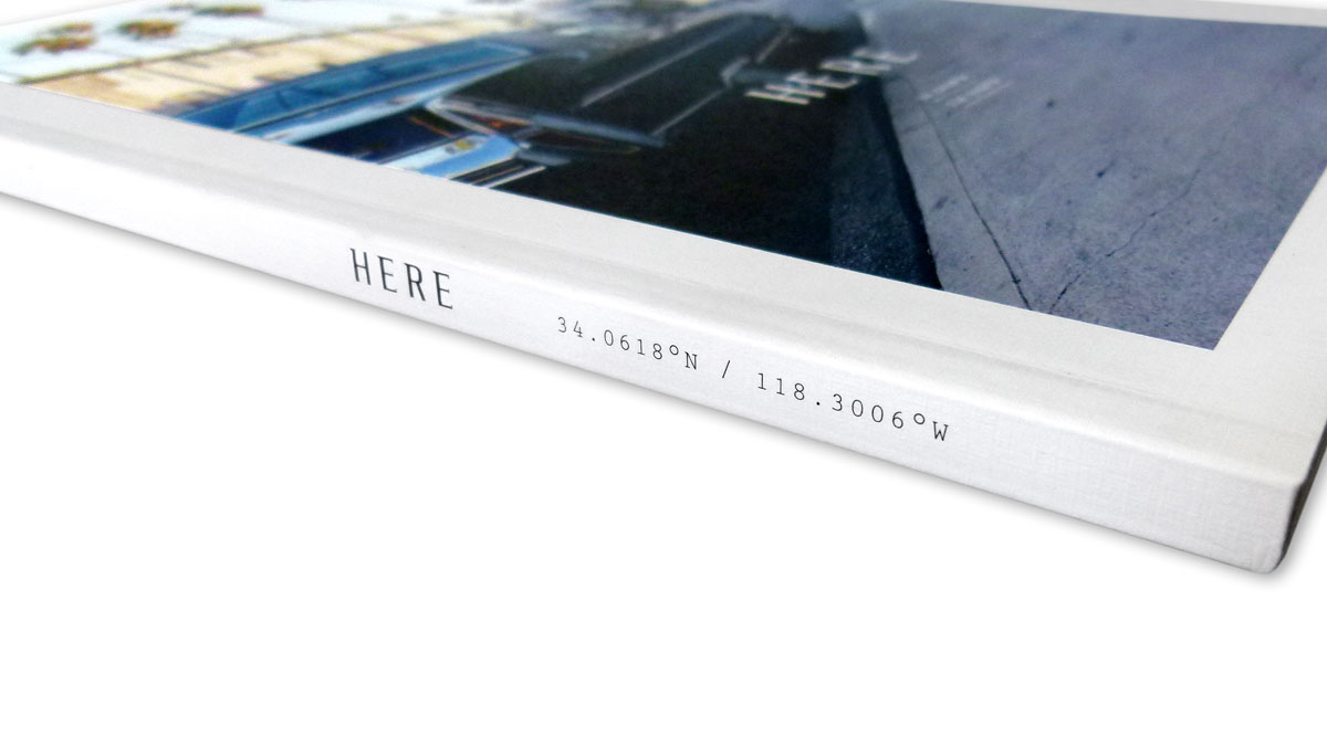 Here Magazine - PaperSpecs
