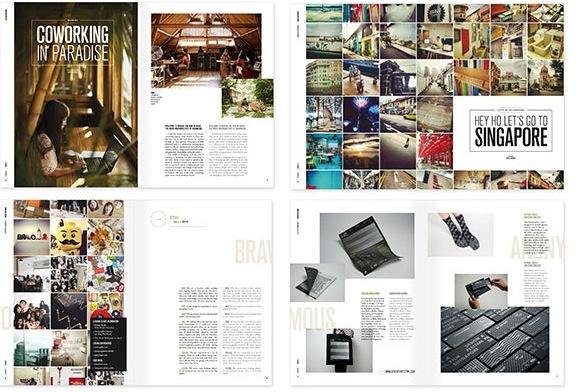 walter magazine