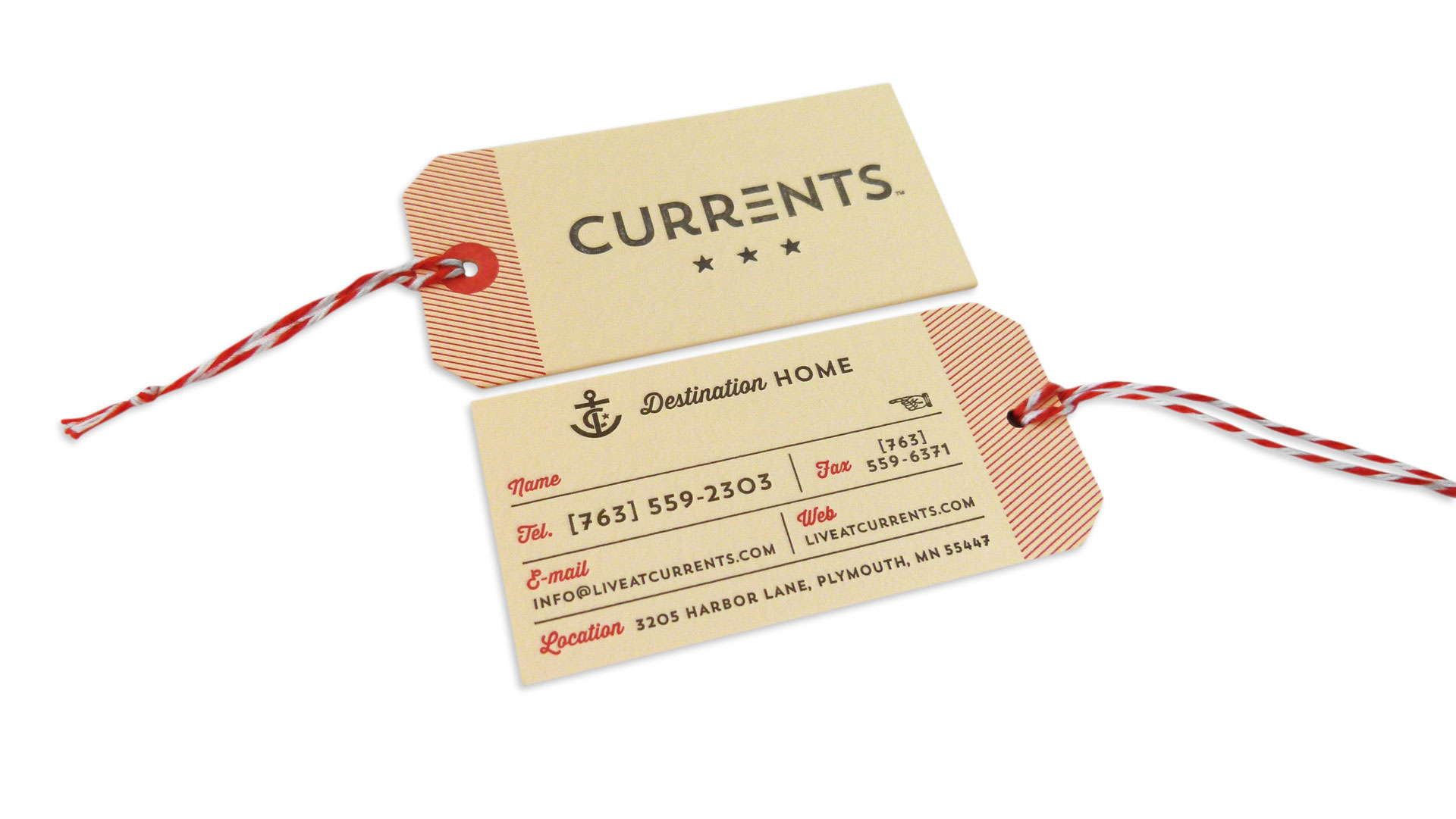 Currents Identity - PaperSpecs