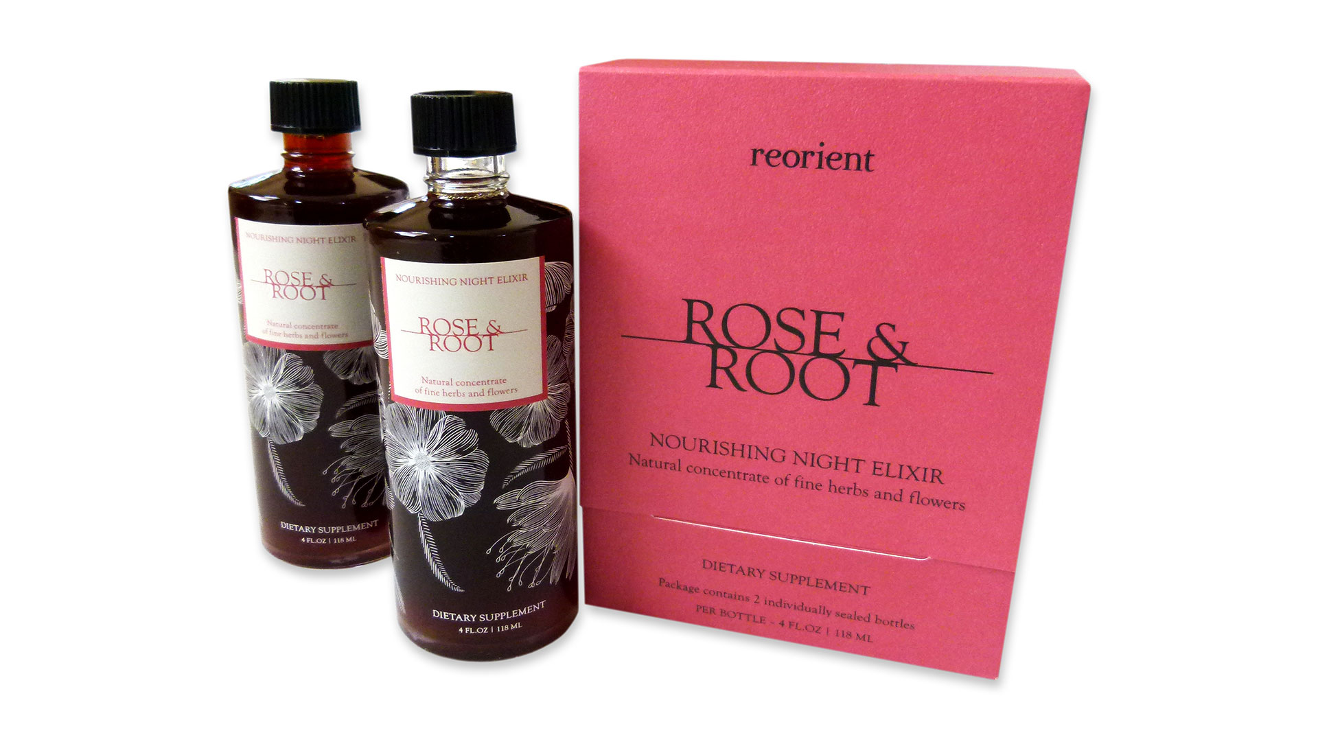 Rose & Root Packaging - PaperSpecs