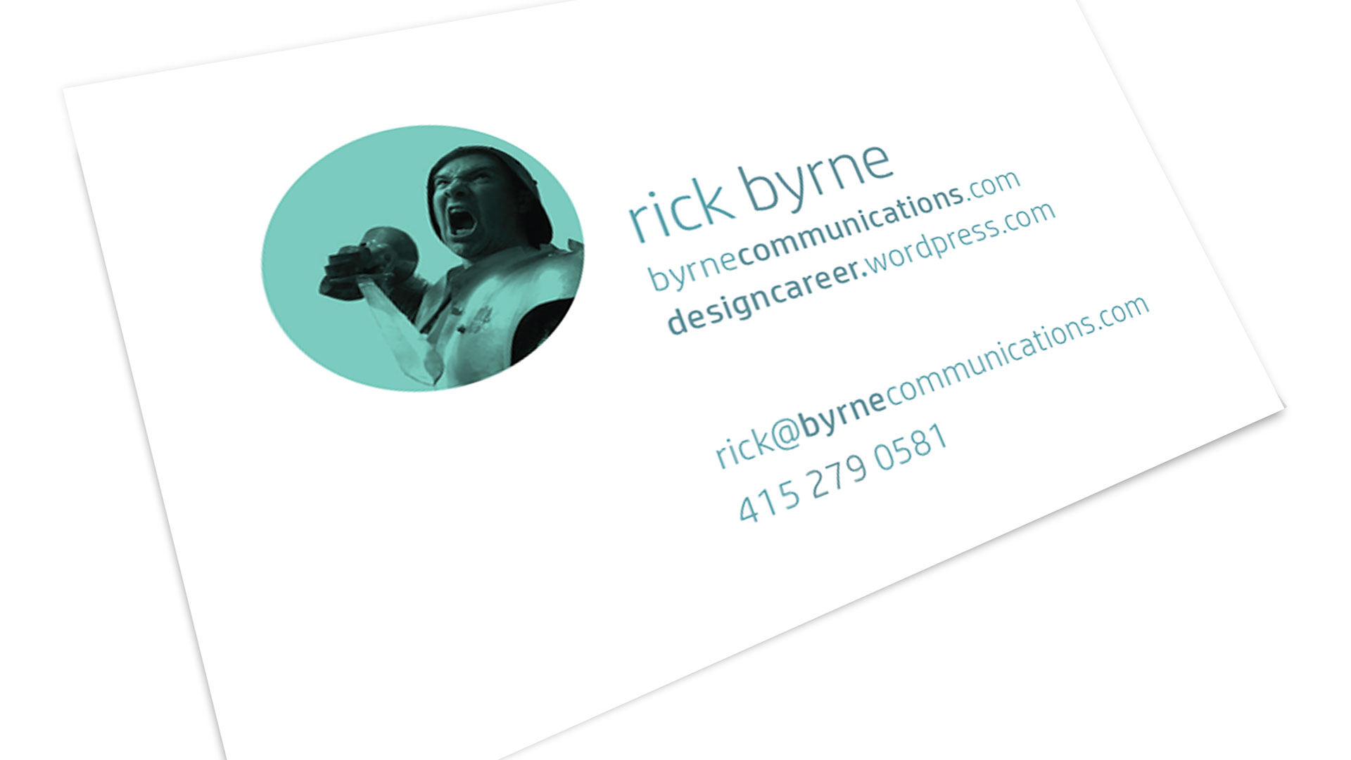 The Gentlemen Adventurers Business Cards