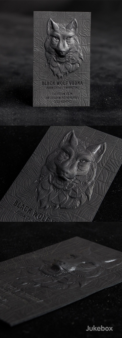 Business Cards of the Week - PaperSpecs