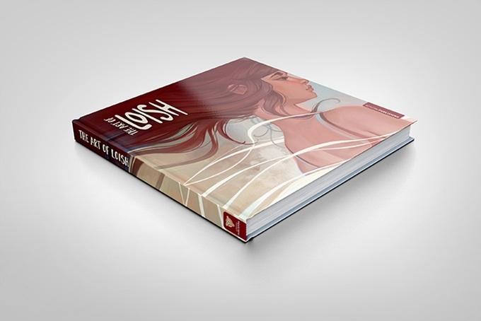 art of loish book design