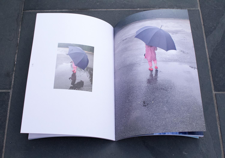 recently magazine design