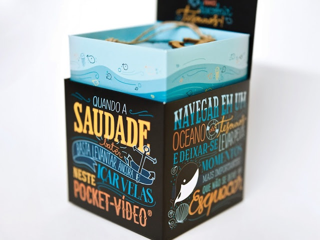 video company packaging