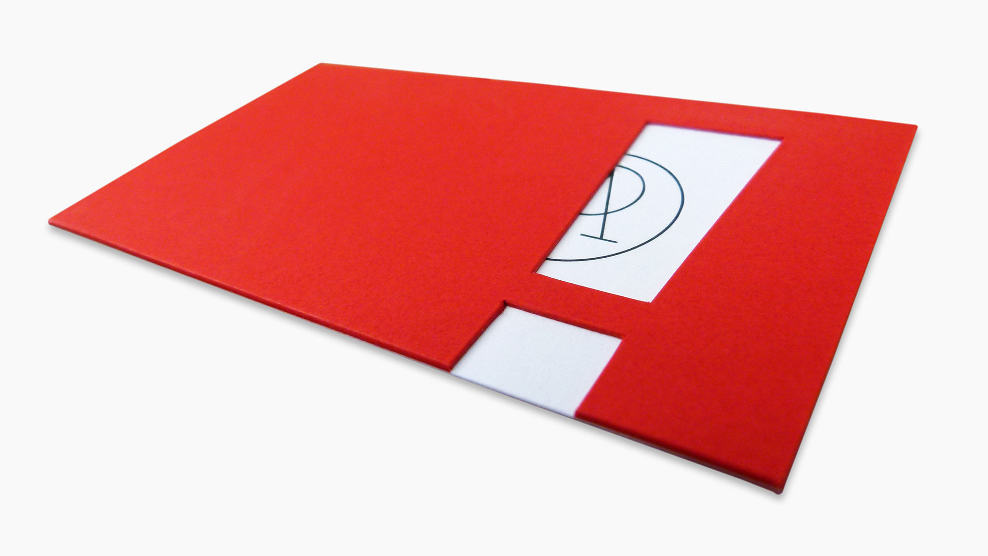 Andia Angelidou Business Cards - PaperSpecs