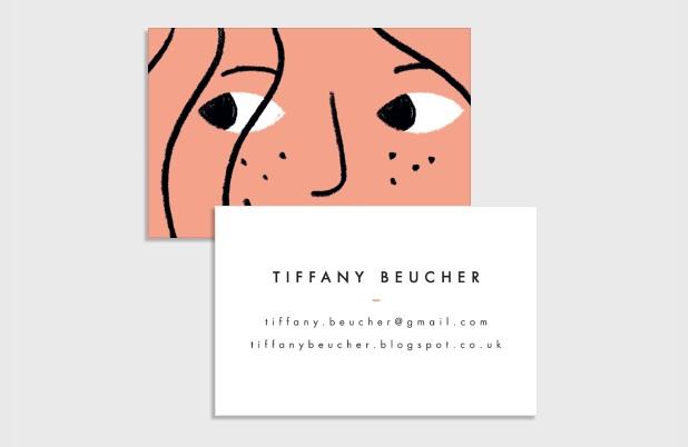 tiffany beucher business card