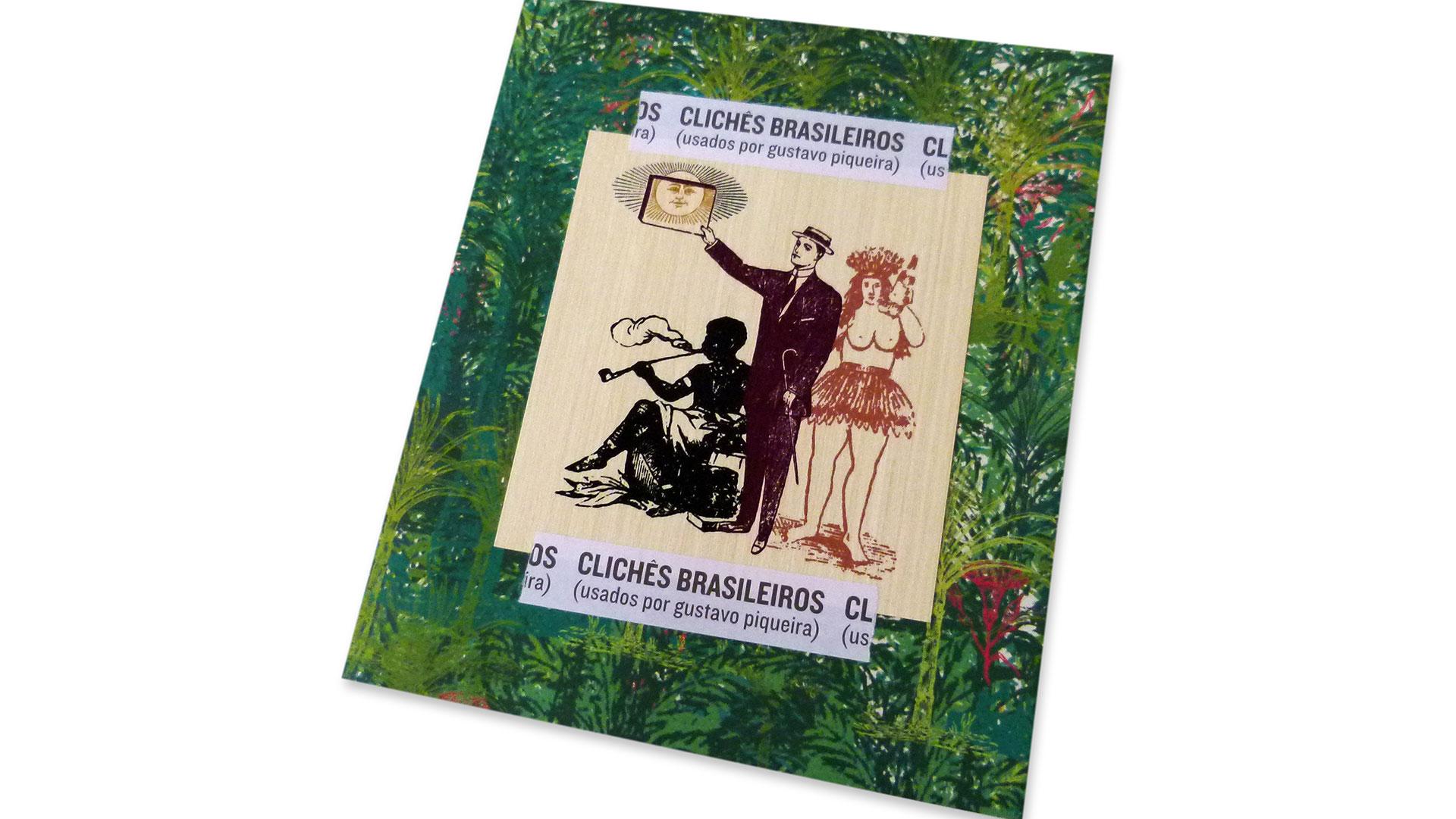 Brazilian Letterpress Clichés Book - PaperSpecs