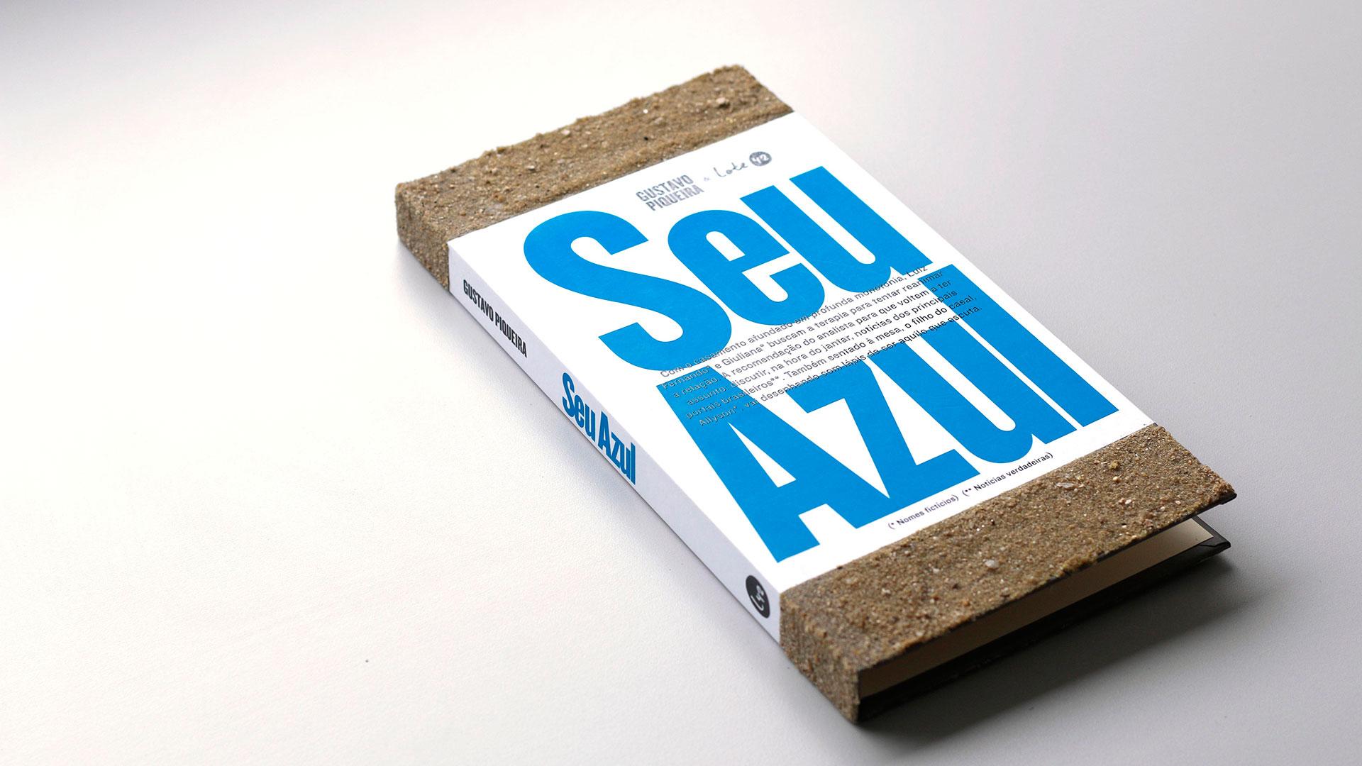 Seu Azul book - PaperSpecs