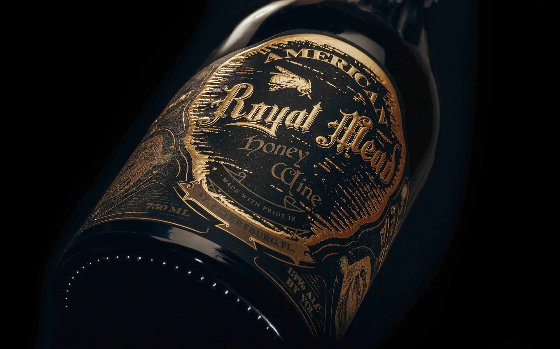 American Royal Mead Labels - PaperSpecs