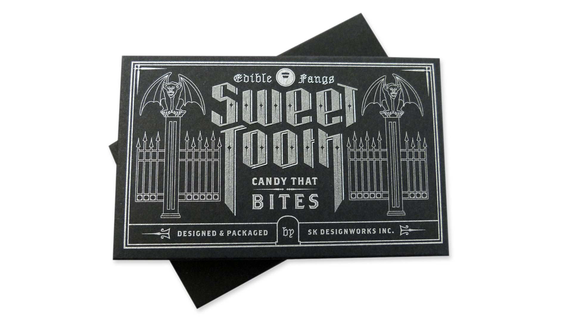 Sweet Tooth Creative Packaging - PaperSpecs