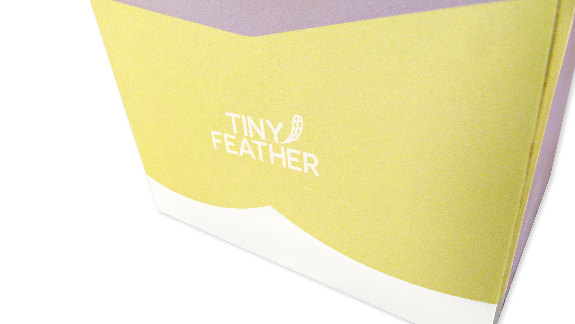 Tiny Feather Tissue Packaging Concept - PaperSpecs