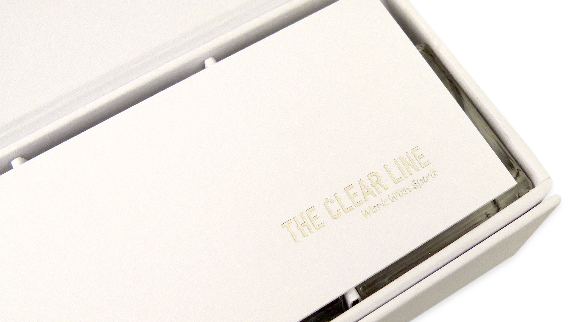 The Clear Line Packaging - PaperSpecs