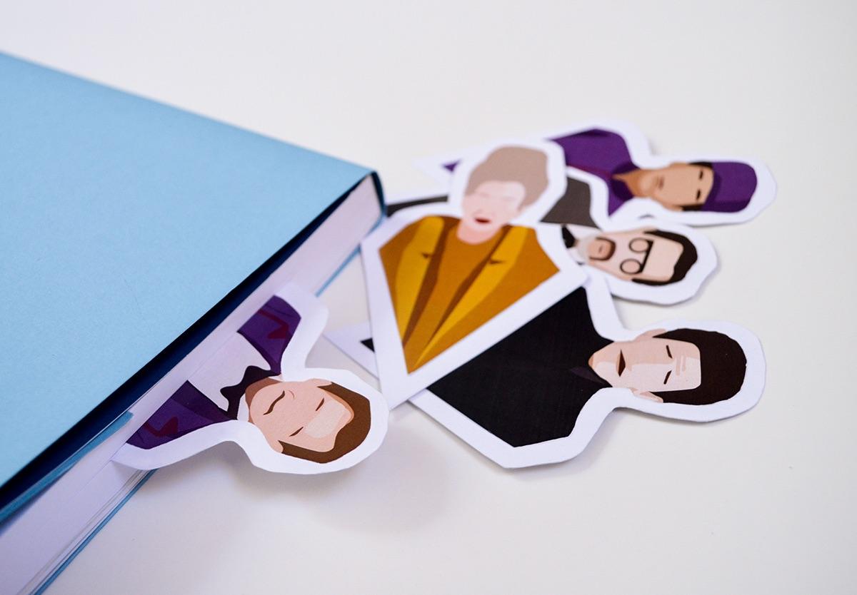 film box packaging design