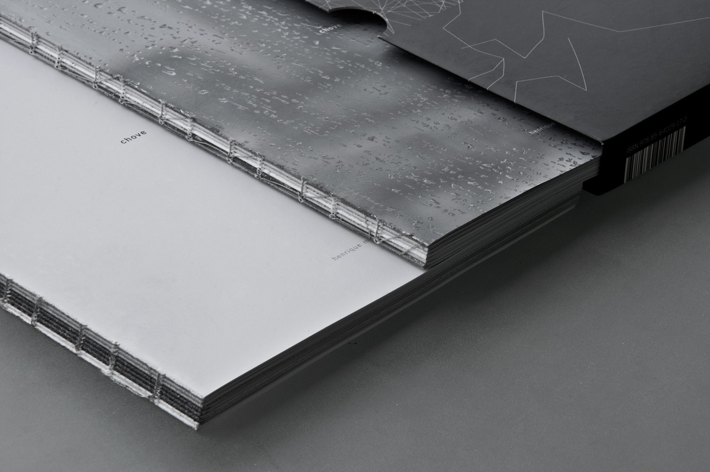 rain book design