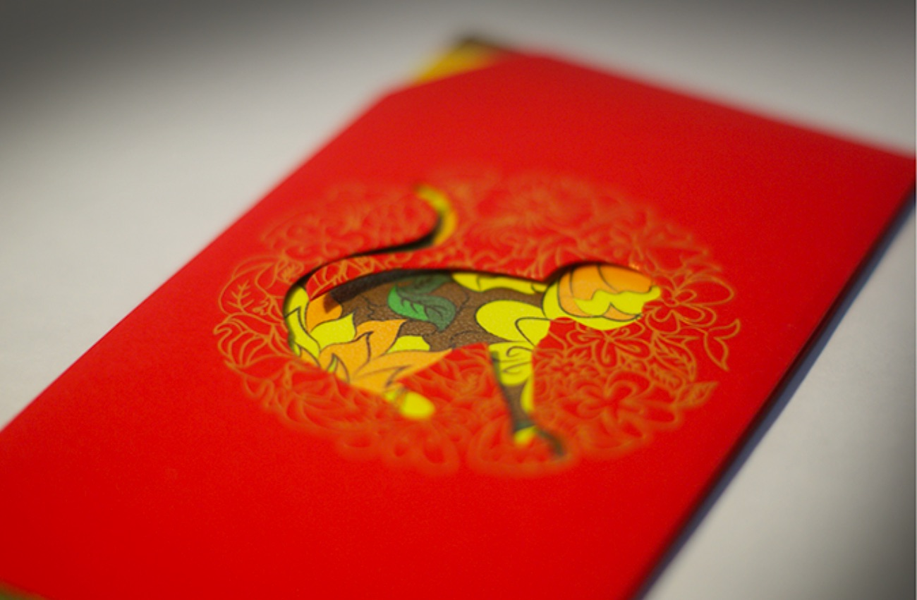 red envelope design