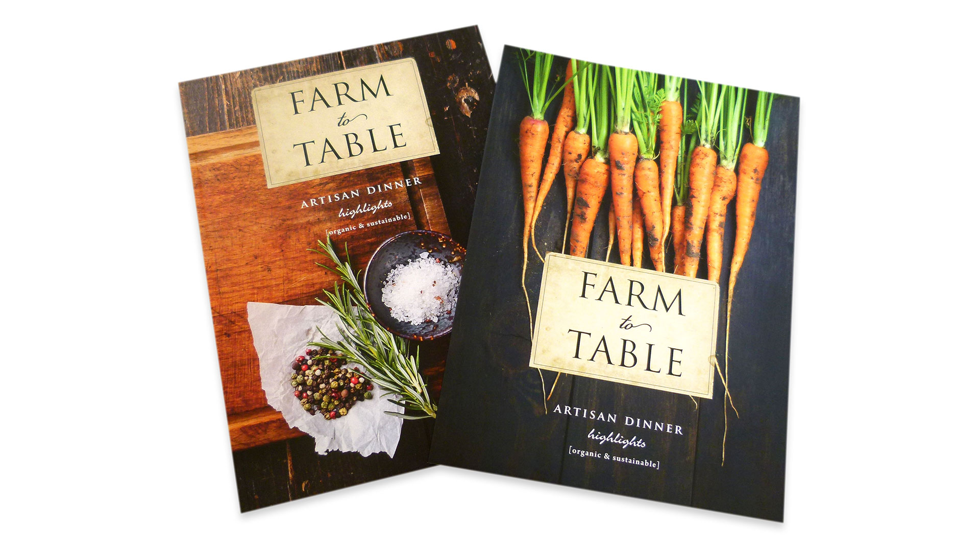 Farm to Table Promotion - PaperSpecs